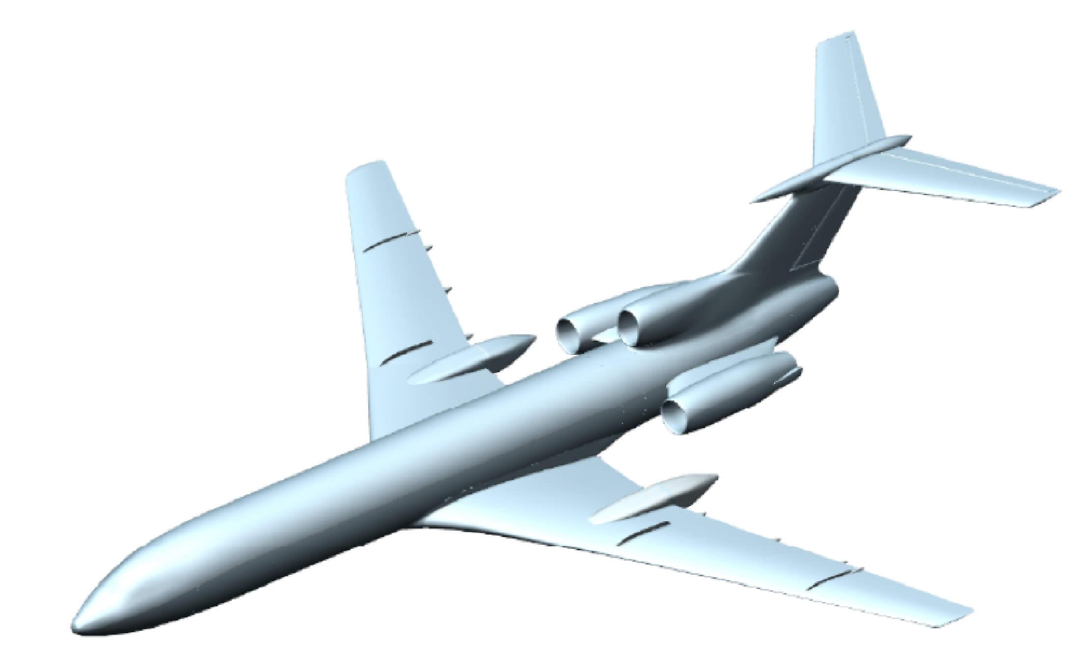 skanowanie-samolotu-tu154m-skanerem-3d-atos