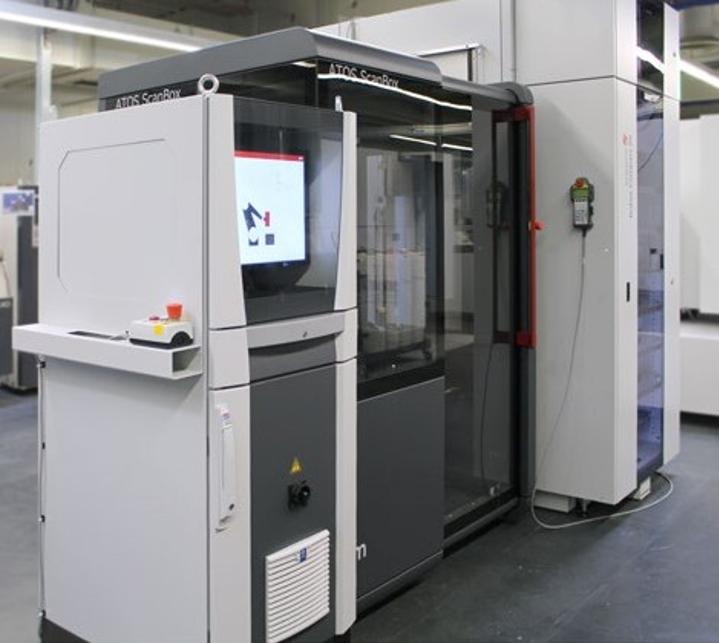 Automatyczne skanowanie 3D CERTA