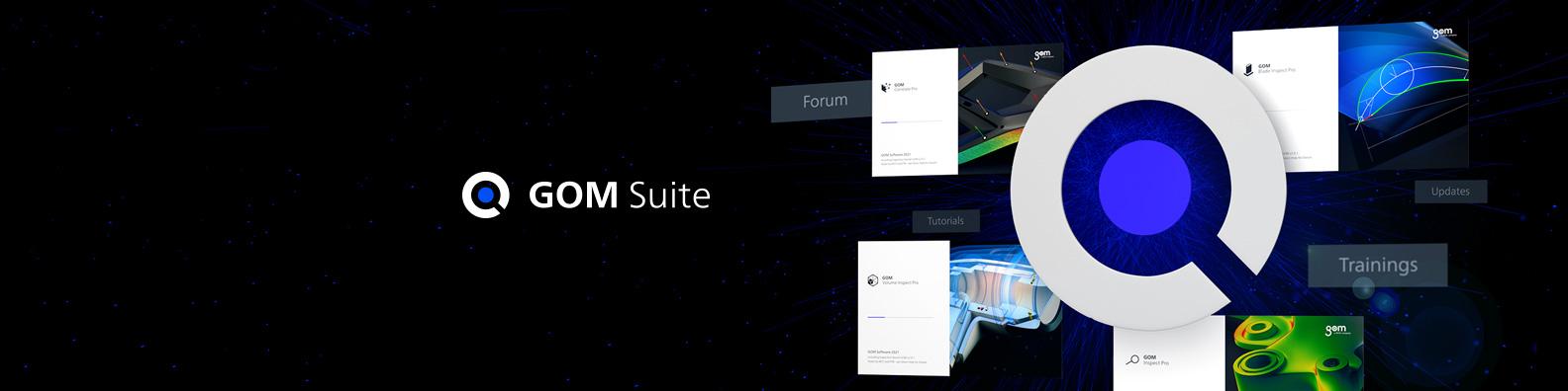 GOM Suite baner