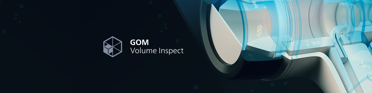 GOM Volume Inspect Baner