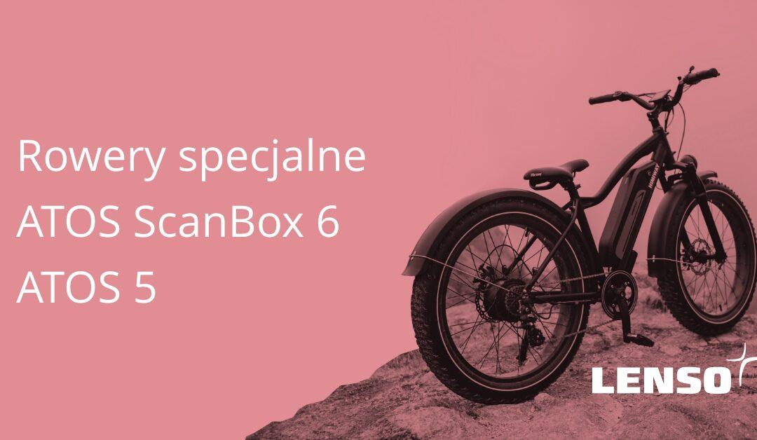 Rozwiązania skanowania 3D firmy GOM i niezwykłe, holenderskie rowery